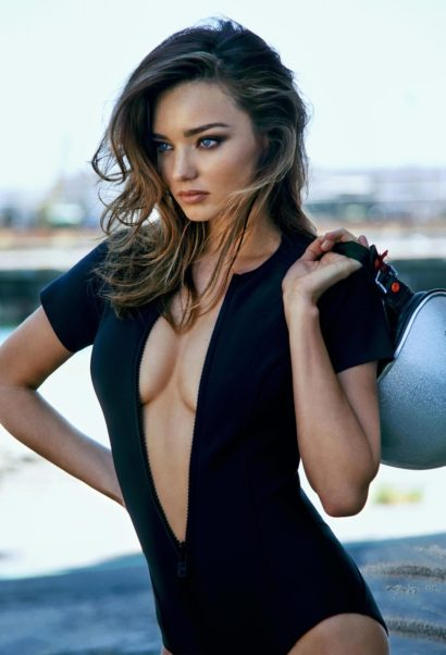 Miranda Kerr Super Hot Revealing Swimwear