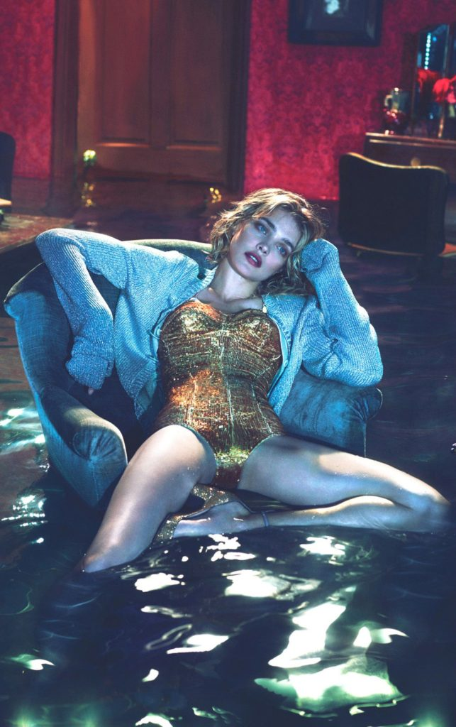Natalia Vodianova Cool Posing Photo 643x1024 - Natalia Vodianova Net Worth, Pics, Wallpapers, Career and Biography