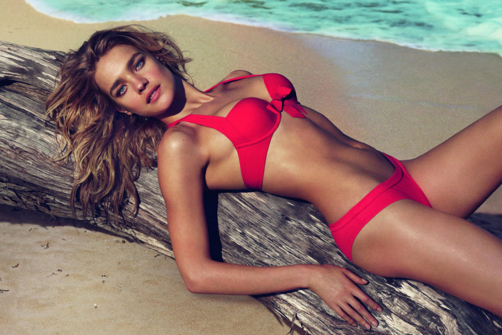 Natalia Vodianova Hot Red Bikini 1024x683 - Natalia Vodianova Net Worth, Pics, Wallpapers, Career and Biography