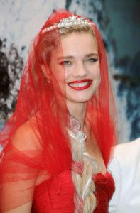Natalia Vodianova Princess Beauty 197x300 - Natalia Vodianova Stunning Eyes