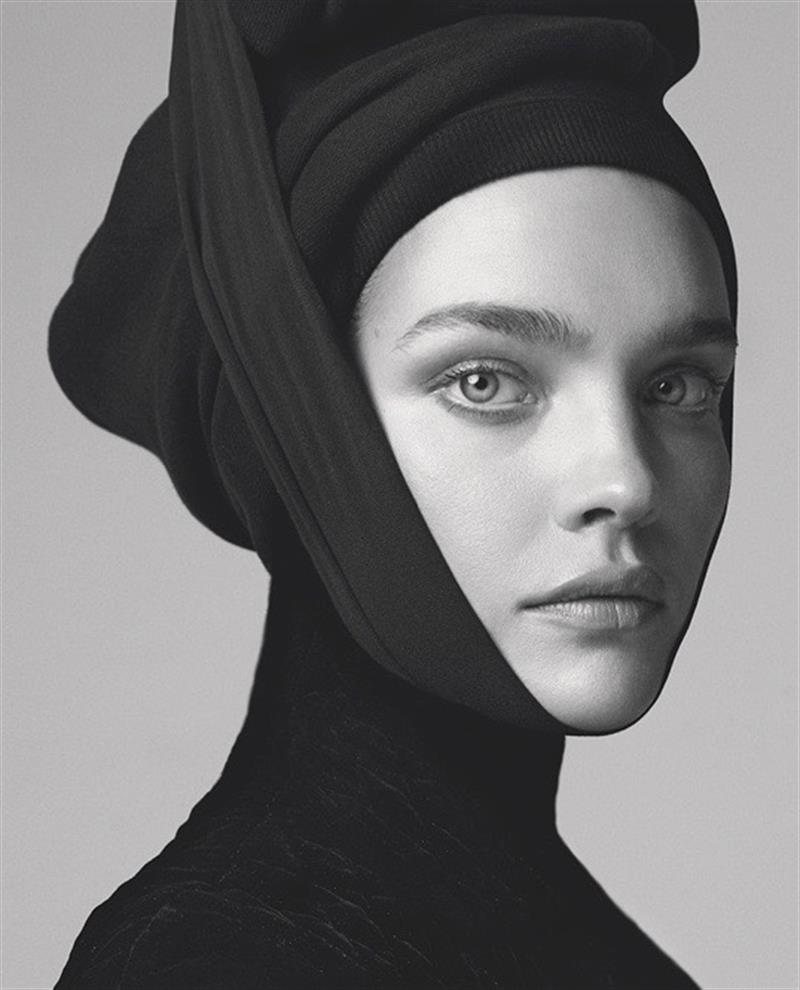 Natalia Vodianova Pure Face Pic - Natalia Vodianova Net Worth, Pics, Wallpapers, Career and Biography