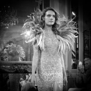 Natalia Vodianova Super Dress Black White Photo 300x300 - Natalia Vodianova Stunning Eyes
