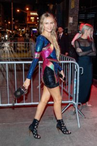 Natasha Poly Afterparty Dress 200x300 - Kelsie Jean Smeby Amazing Hot Legs Pics