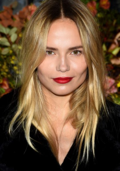 Natasha Poly Hot Red Lips