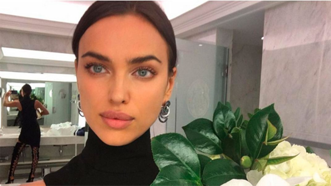Pretty Face Irina Shayk