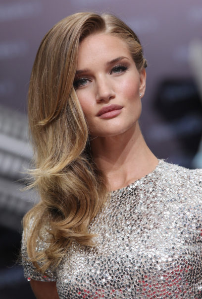 Rosie Huntington Whiteley Premiere Pic