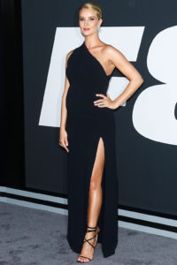 Rosie Huntington Whiteley Hot Black Night Dress 200x300 - Rosie Huntington Whiteley Hot Underwear Pic