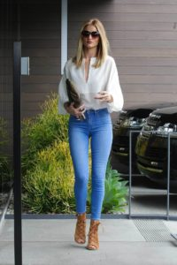 Rosie Huntington Whiteley Jeans Beauty 200x300 - Rosie Huntington Whiteley Amazing Beauty