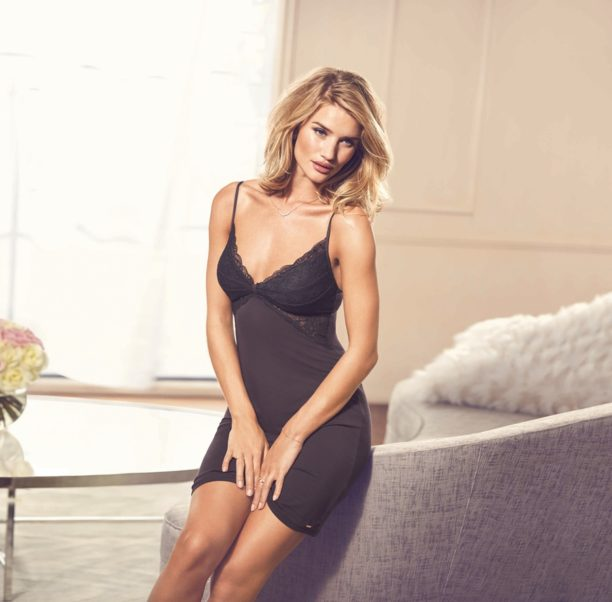 Rosie Huntington Whiteley Nice Underwear Pic