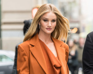 Rosie Huntington Whiteley Outside Image 300x240 - Rosie Huntington Whiteley Hot Red Lips