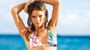 Rosie Huntington Whiteley Tropic Bikini Pic 300x169 - Rosie Huntington Whiteley Hot Underwear Pic