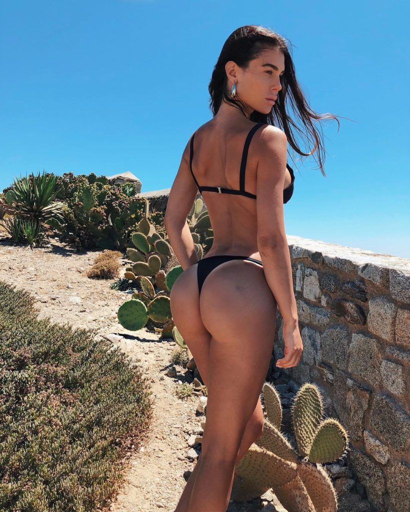 Silvia Caruso Hot Tanga Photos 819x1024 - Silvia Caruso Net Worth, Pics, Wallpapers, Career and Biography