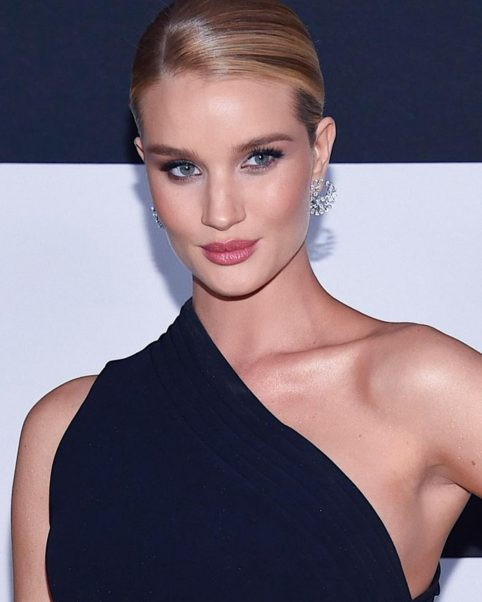 Super Model Rosie Huntington Whiteley