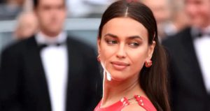 Top Model Irina Shayk Images 300x159 - Irina Shayk Hot Black Underwear Pic