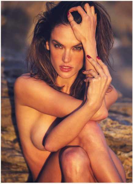 Alessandra Ambrosio Hot Pictures