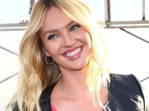 Amazing Smile Candice Swanepoel 300x225 - Candice Swanepoel Hot Blue Eyes