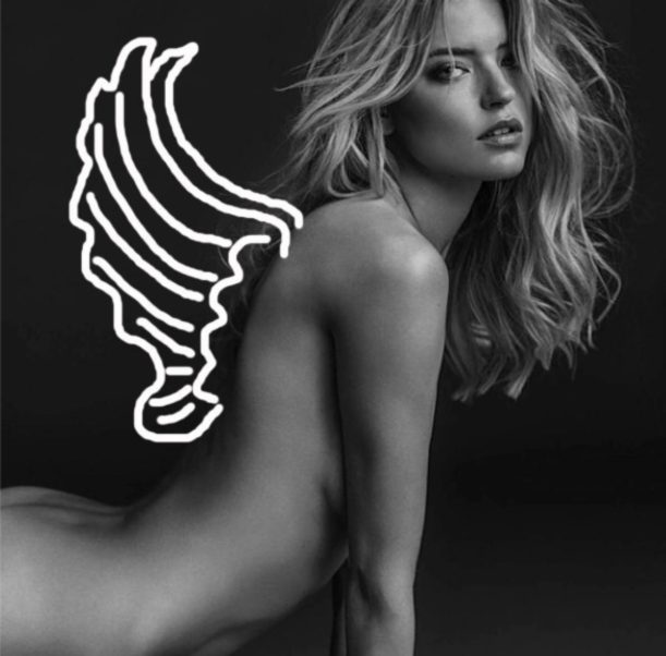 Angel Model Martha Hunt