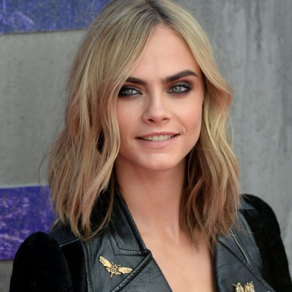 Beautiful Cara Delevingne Images