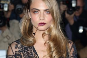 Beautiful Model Cara Delevingne 300x200 - Cara Delevingne Handbag Modeling
