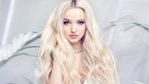 Blonde Beauty Dove Cameron Photo 300x169 - Dove Cameron Awesome Green Eyes