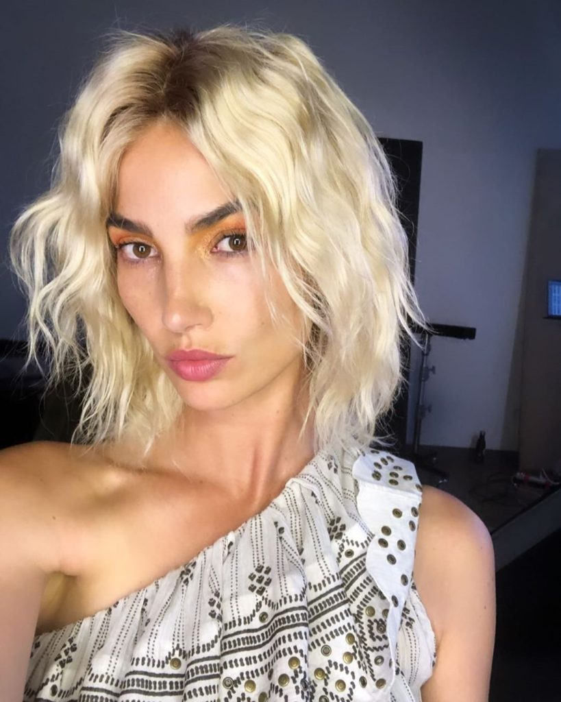 Blonde Lily Aldridge 819x1024 - Lily Aldridge Net Worth, Pics, Wallpapers, Career and Biography