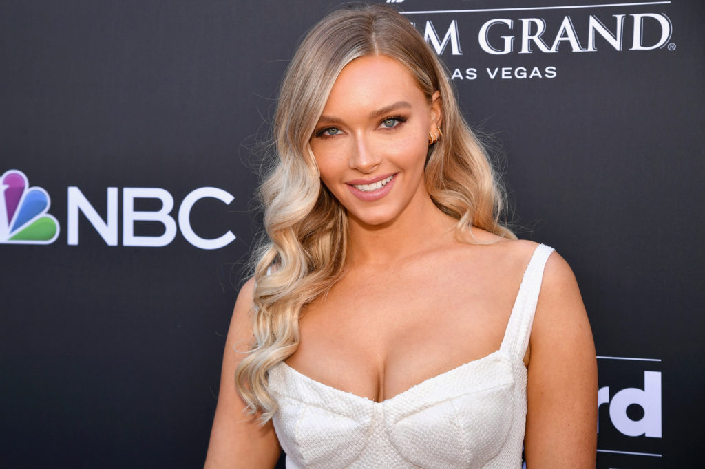 Camille Kostek Hot Gala Dress 1024x682 - Camille Kostek Net Worth, Pics, Wallpapers, Career and Biography