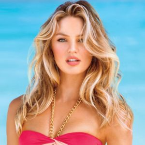 Candice Swanepoel Blonde Beauty 300x300 - Candice Swanepoel Hot Blue Eyes