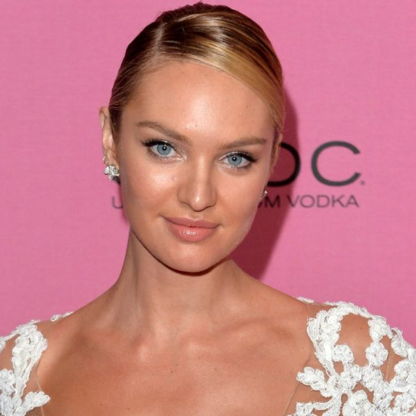 Candice Swanepoel Goddess Beauty