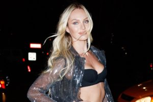 Candice Swanepoel Hot Bra Pics 300x200 - Candice Swanepoel Nice Dress