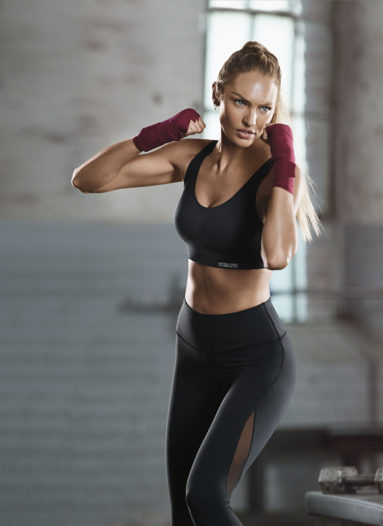 Candice Swanepoel Hot Sport Bra 746x1024 - Candice Swanepoel Net Worth, Pics, Wallpapers, Career and Biography