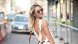 Candice Swanepoel Street Style 300x169 - Candice Swanepoel Only Panty