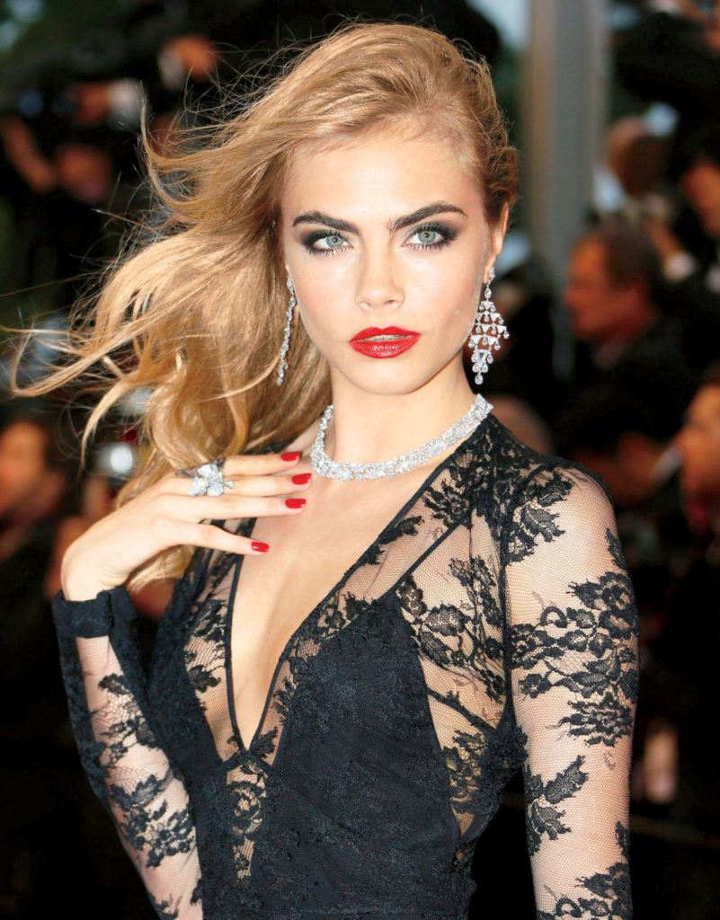 Cara Delevingne Deep Revealing Hot Dress Pics 801x1024 - Cara Delevingne Net Worth, Pics, Wallpapers, Career and Biography