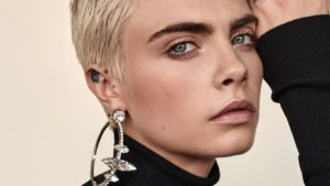Cara Delevingne Hot Pose 300x169 - Hot Top Model Cara Delevingne