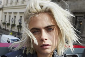 Cara Delevingne Outdoors Images scaled