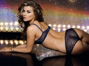 Carmen Electra Hot Lingerie Photo 300x225 - Carmen Electra On TV