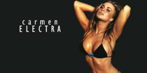 Carmen Electra Hot Wallpaper 300x150 - Carmen Electra On TV