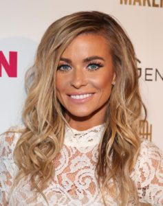 Carmen Electra Nice Hair Pics 237x300 - Carmen Electra On TV