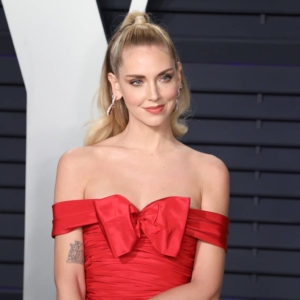 Chiara Ferragni Hot Red Dress 300x300 - Chiara Ferragni Eyeglasses Pics