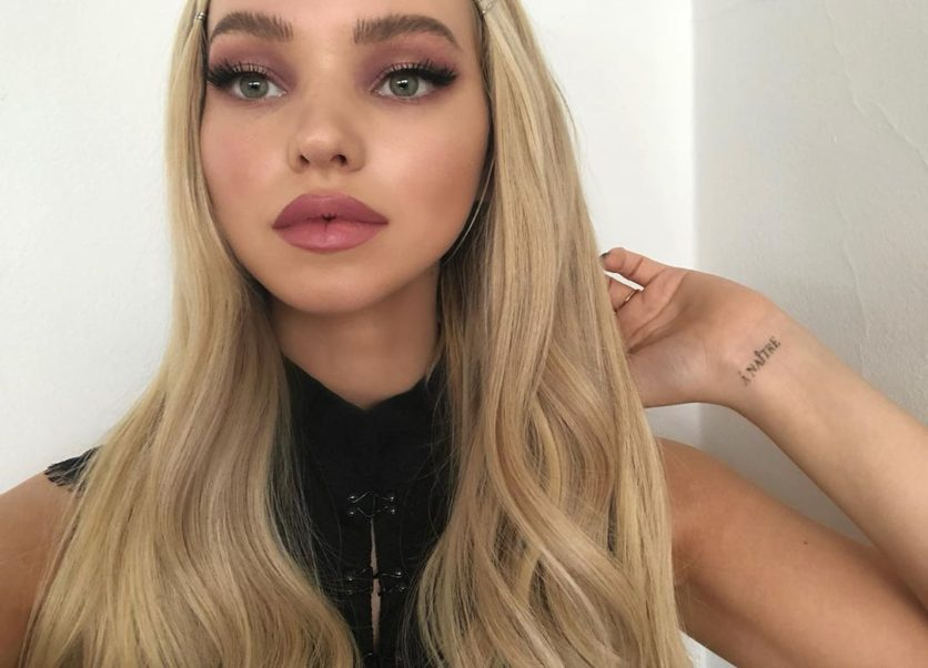 Dove Cameron Hot Lips Pics