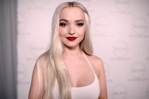 Dove Cameron Perfect Beauty 300x199 - Dove Cameron Nice Beach Pose