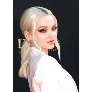 Dove Cameron Smoky Eyes 300x300 - Dove Cameron Awesome Green Eyes