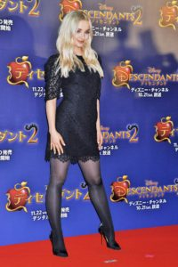 Dove Cameron Wonderful Dress Pics 200x300 - Gorgeous Actress Dove Cameron