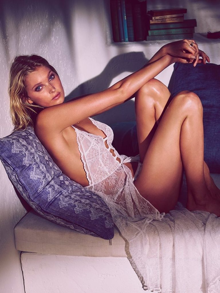 Elsa Hosk Hot White Underwear Pics 768x1024 - Elsa Hosk Net Worth, Pics, Wallpapers, Career and Biography