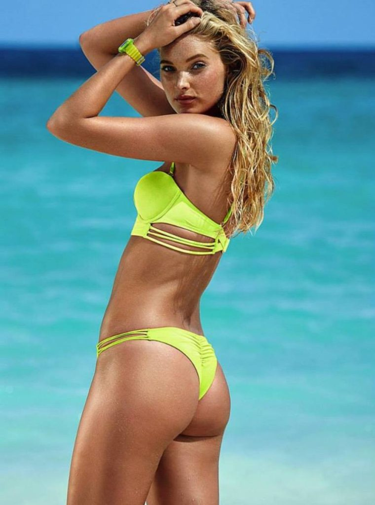 Elsa Hosk Hot Yellow Bikini 760x1024 - Elsa Hosk Net Worth, Pics, Wallpapers, Career and Biography