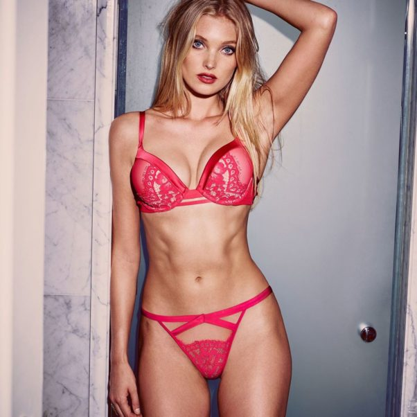 Elsa Hosk Perfect Body Images