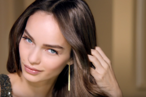 Glamour Model Luma Grothe 300x199 - Luma Grothe Hot Revealing Red Dress