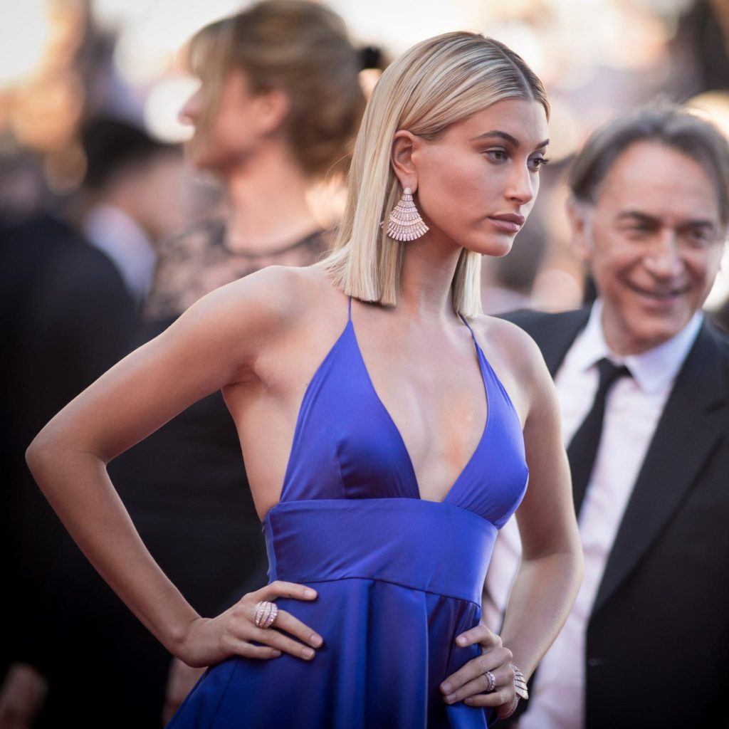 Hailey Baldwin Hot Gala Dress 1024x1024 - Hailey Baldwin Bieber Net Worth, Pics, Wallpapers, Career and Biography