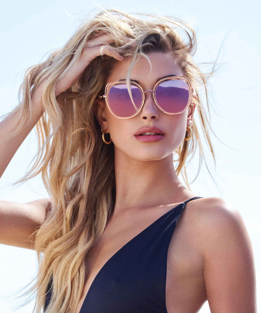 Hailey Baldwin Sunglasses Modeling 853x1024 - Hailey Baldwin Bieber Net Worth, Pics, Wallpapers, Career and Biography