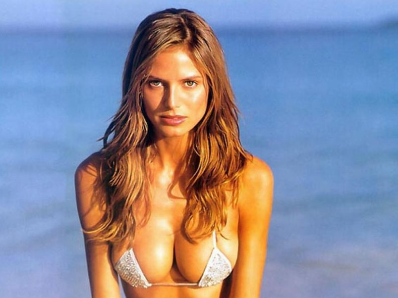 Heidi Klum Super Hot Bikini