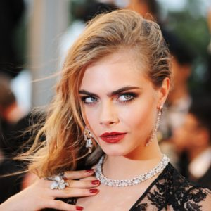Hot Cara Delevingne Images 300x300 - Hot Top Model Cara Delevingne